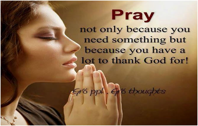 Pray Picture